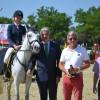 Selina Volckmann wird Meisterin der Ponyspringreiter